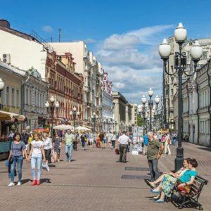 Арбат в Москве: что посмотреть на Старом Арбате