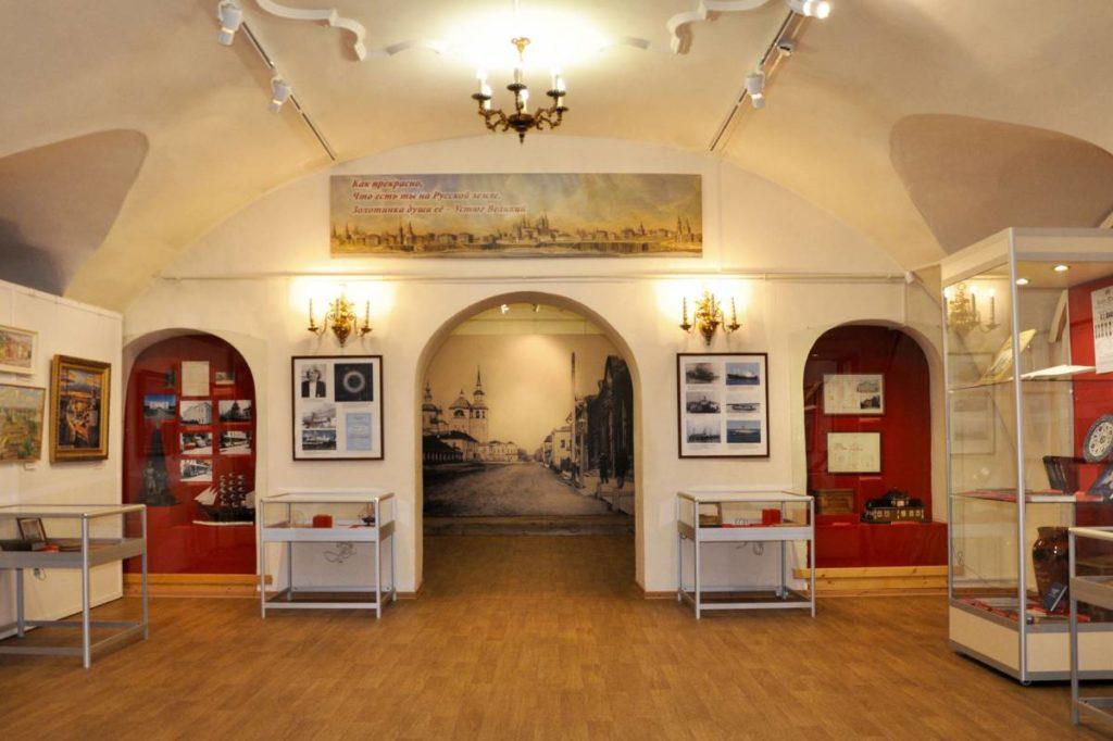 Великоустюгский музей