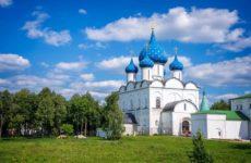 Достопримечательности Суздаля: Суздальский кремль и монастыри