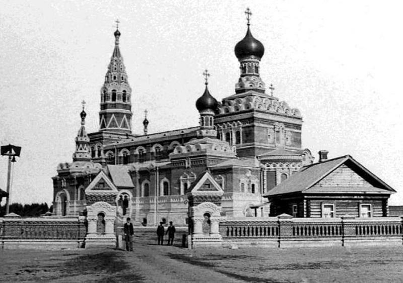 Георгиевский собор Гусь-Хрустальный