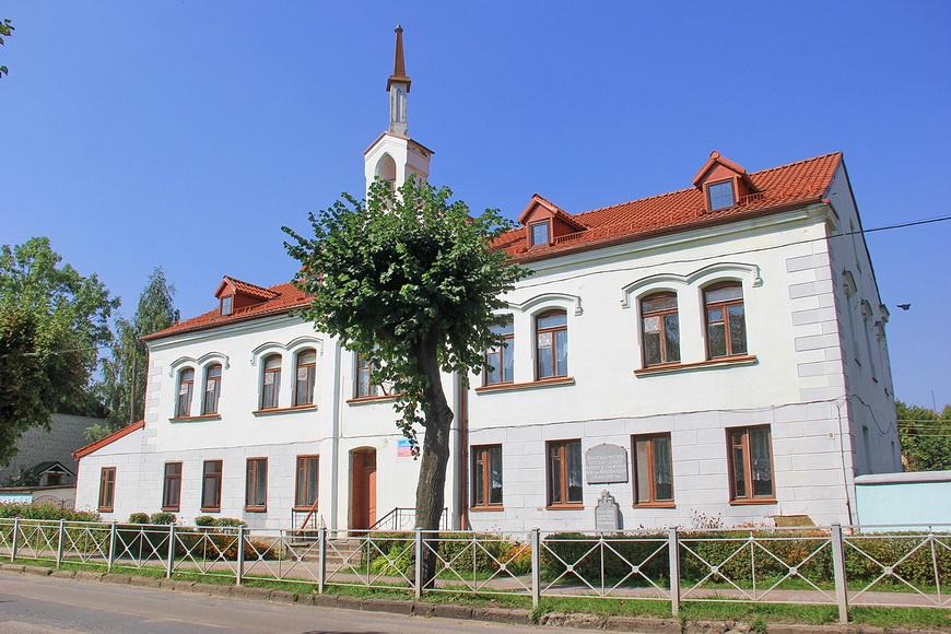 Госпиталь Правдинск