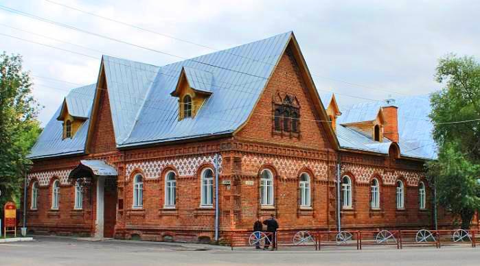 Историко-художественный музей Гусь-Хрустальный