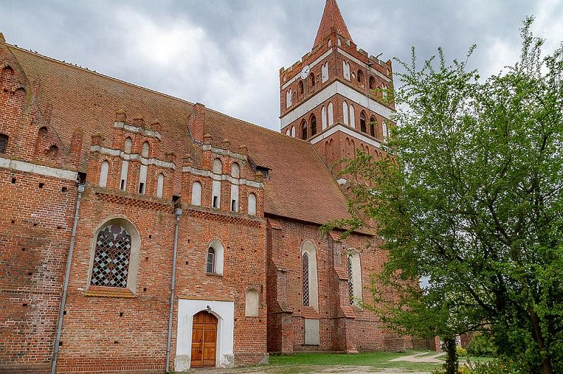 Кирха Святого Георгия Правдинск