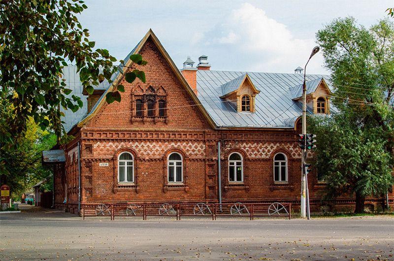 Мальцовские дома Гусь-Хрустальный