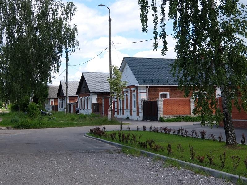 Мальцовские дома