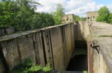 Мазурский канал и его шлюзы