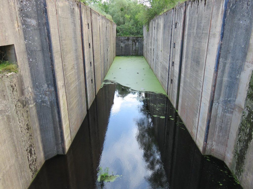 Шлюз Мазурского канала