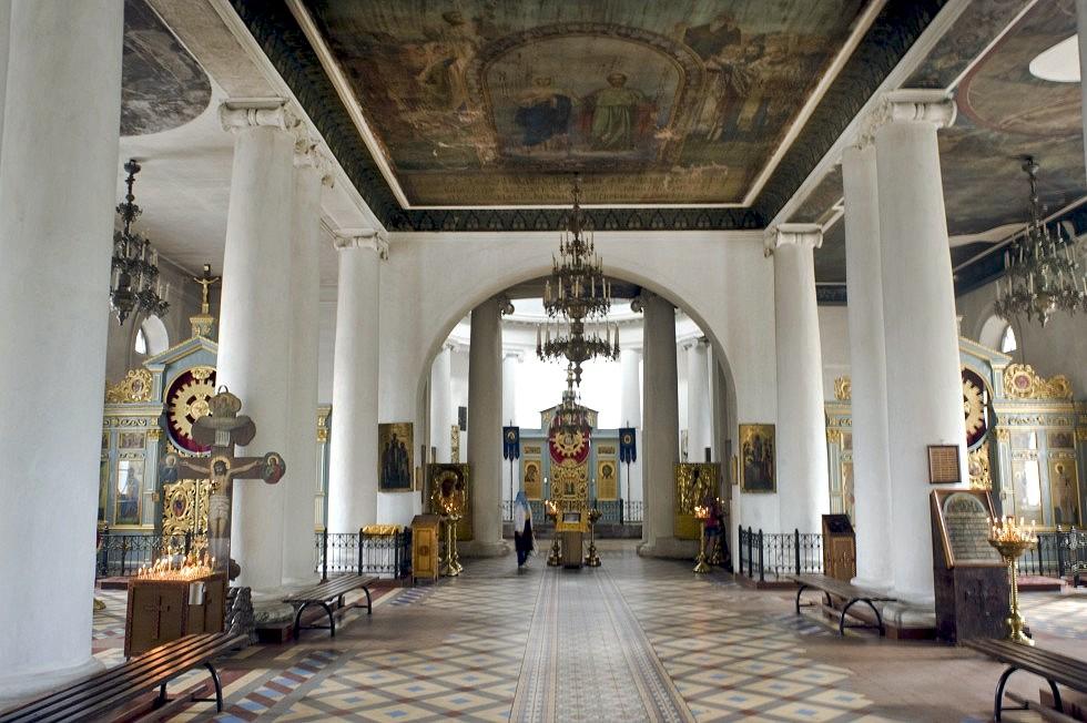 Свято-Троицкий храм Гусь-Хрустальный
