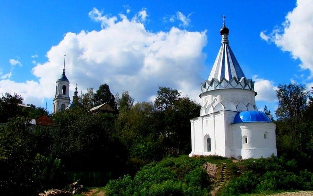 Церковь святых Косьмы и Дамиана Муром
