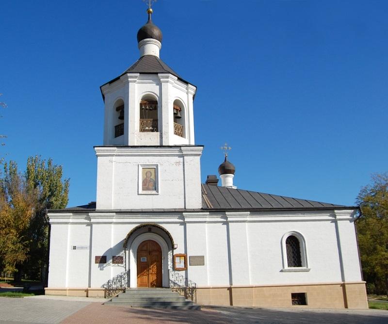 Храм Иоанна Предтечи Волгоград