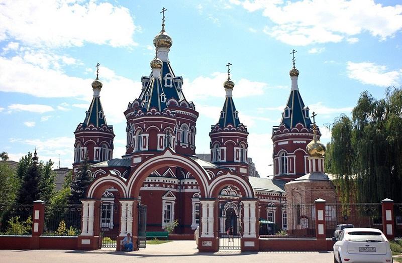 Казанский собор Волгоград