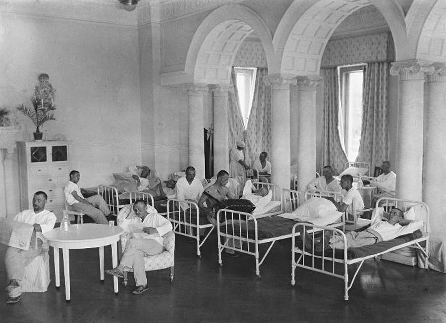 Крестьянский санаторий в Ливадии