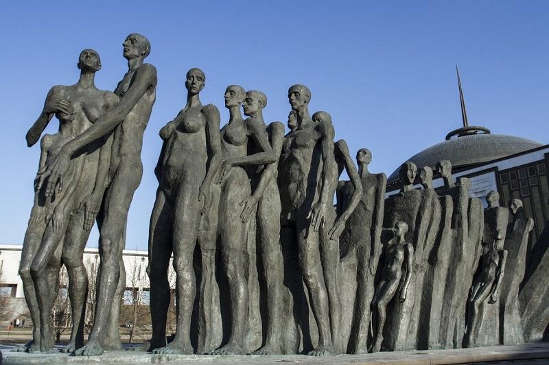 Мемориал Трагедия народов