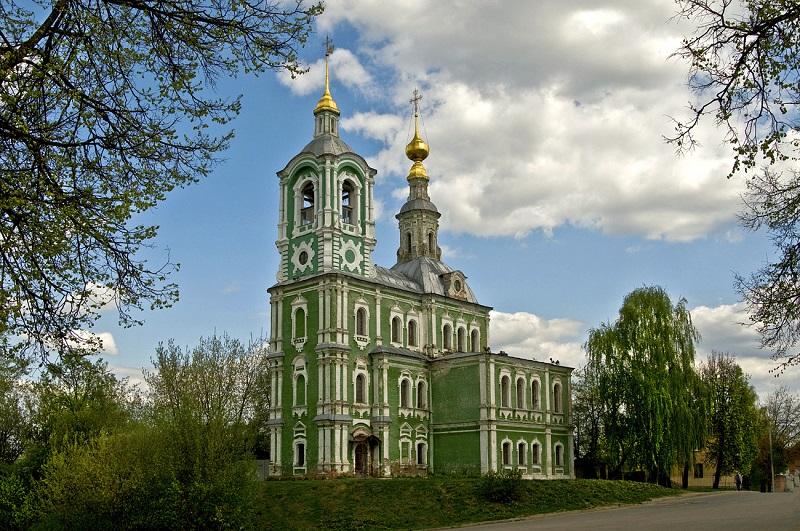 Никитская церковь Владимир