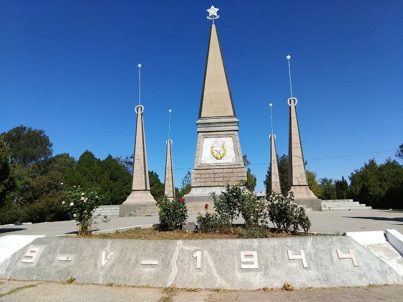 Памятник Славы воинов 2-й гвардейской армии