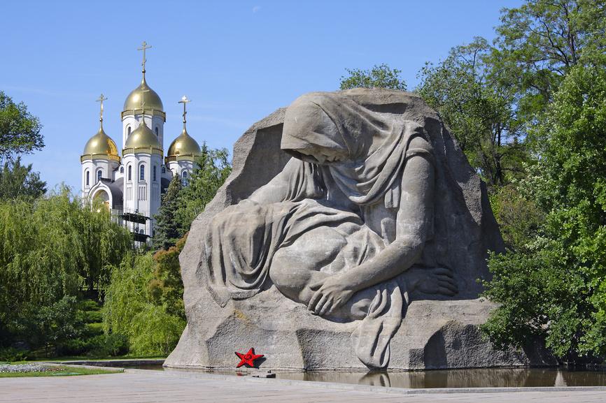Скорбящая Мать Волгоград