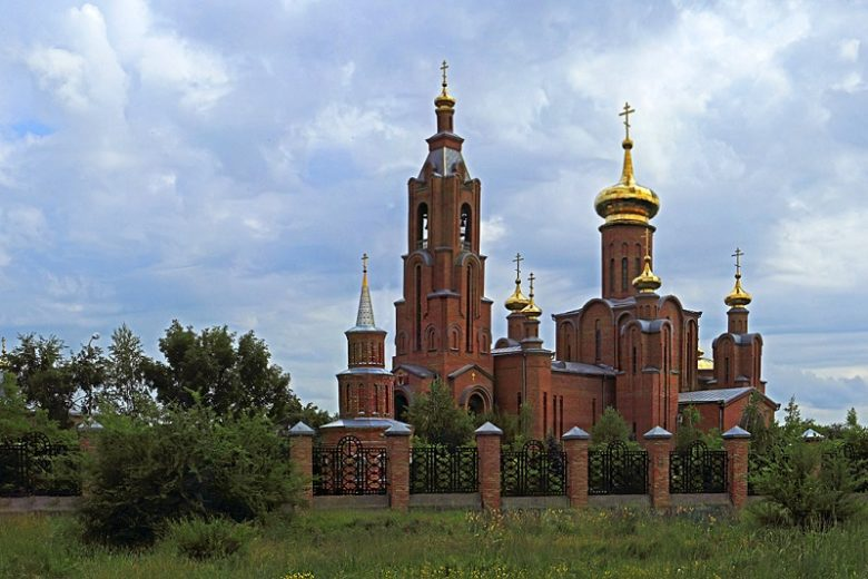 Собор Покрова Пресвятой Богородицы Минводы