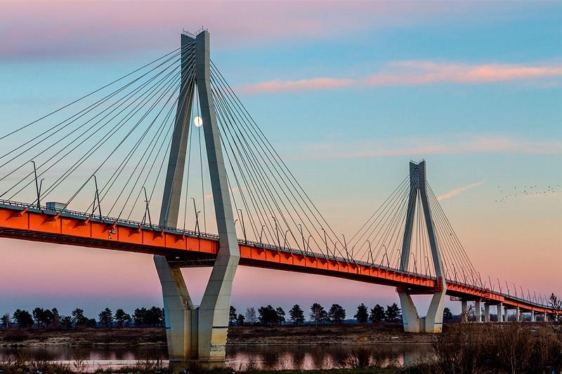Вантовый мост Муром