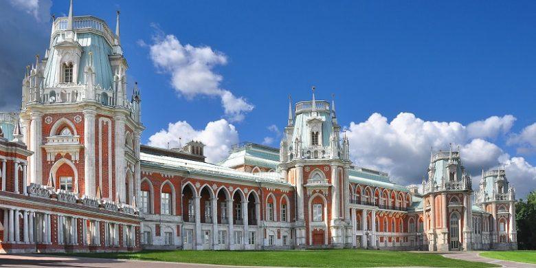 Большой дворец Царицыно