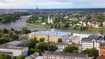 Достопримечательности Твери: Волга и историческая архитектура