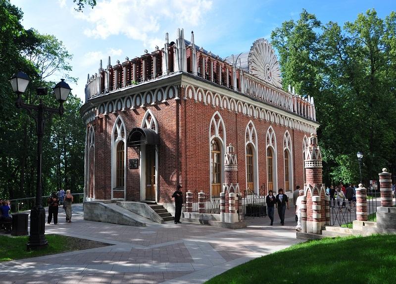 Малый Полуциркульный дворец