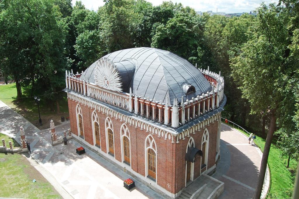 Малый дворец Царицыно