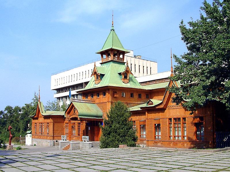Музей народных музыкальных инструментов Алматы