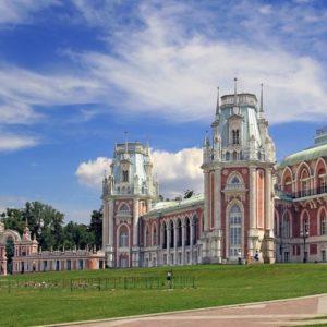 Парк Царицыно в Москве: дворцы, пруды, мосты