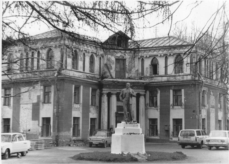 Первый Кавалерский корпус 1983