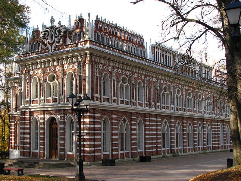 Средний дворец Царицыно