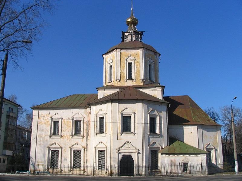 Успенская церковь Тверь