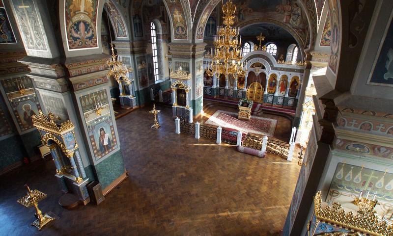 Свято-успенский кафедральный собор Тула