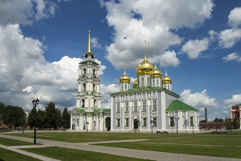 Успенский собор Тула