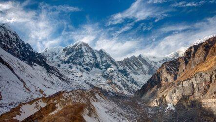 Самые высокие горы мира — восьмитысячники