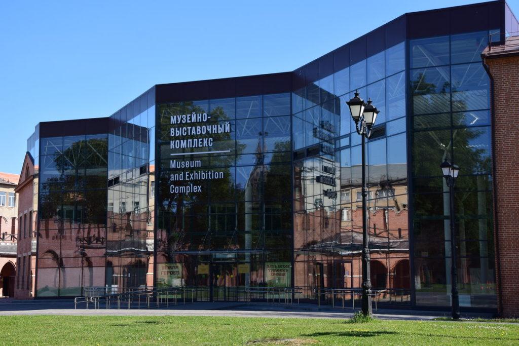 выставочный центр Тульского кремля