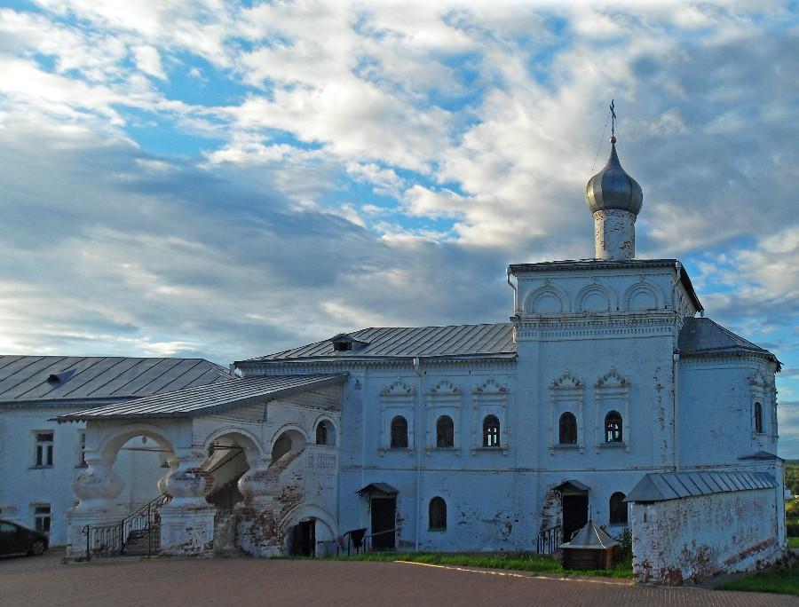 церковь Иоанна Лествичника Гороховец