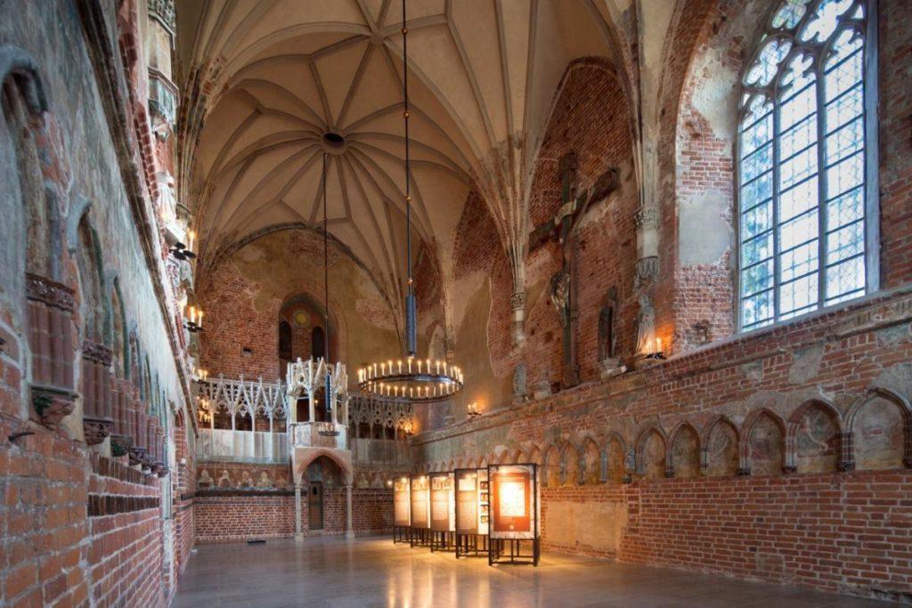 Церковь святой Марии Мальборк