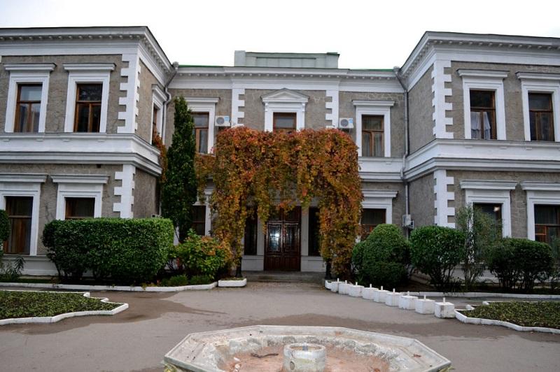 Дом Кузнецова Форос