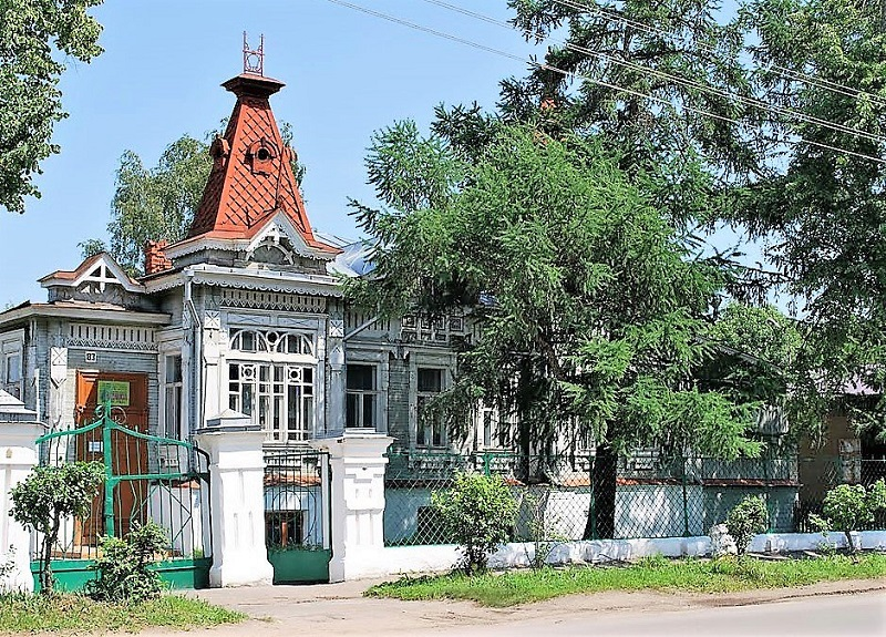Дом Морозова Гороховец