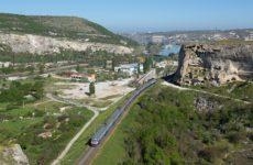 Достопримечательности Инкермана: штольни, пещерный монастырь и крепость