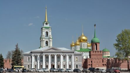 Достопримечательности Тулы: кремль, музеи, памятники