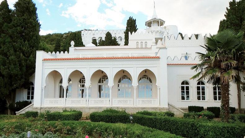 Дворец Кичкинэ Гаспра