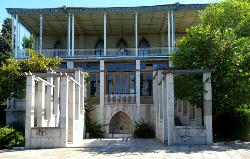Дворец Паниной Крым