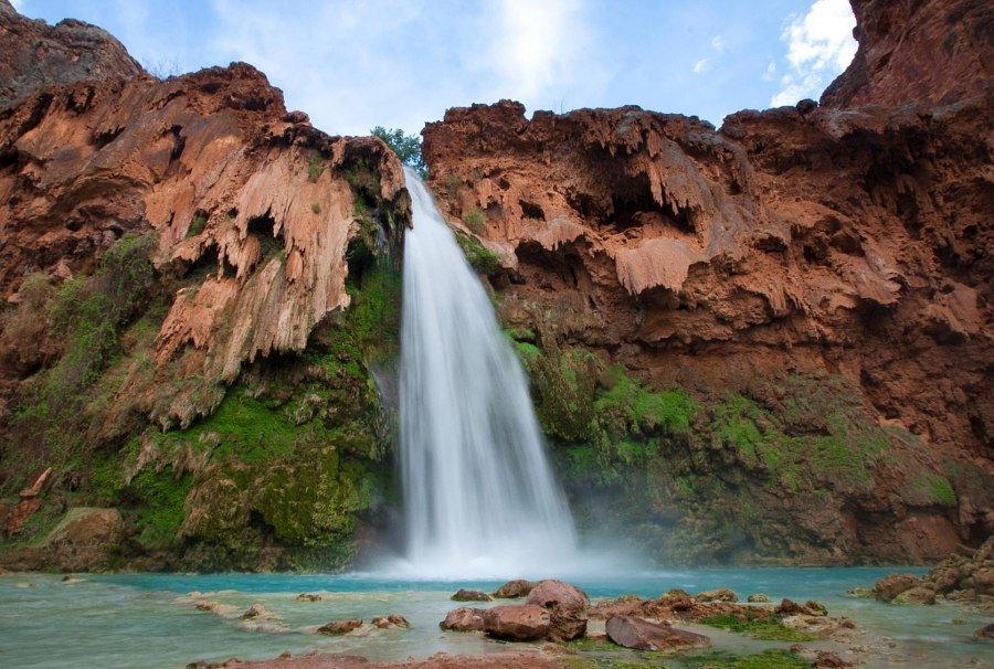 Водопад Хавасу
