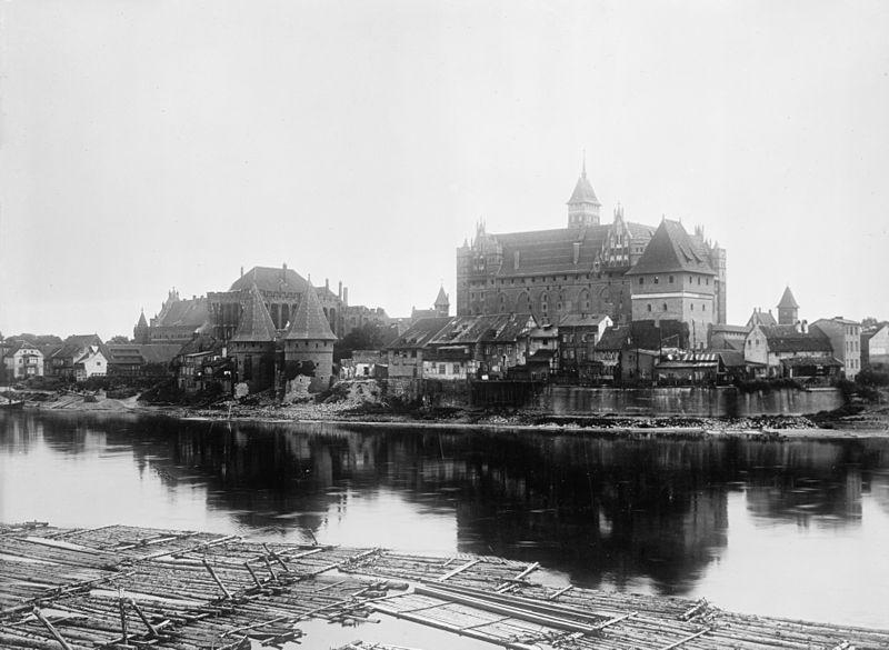 Мариенбург 1910-1920