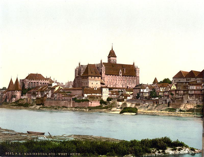 Мариенбург 1895