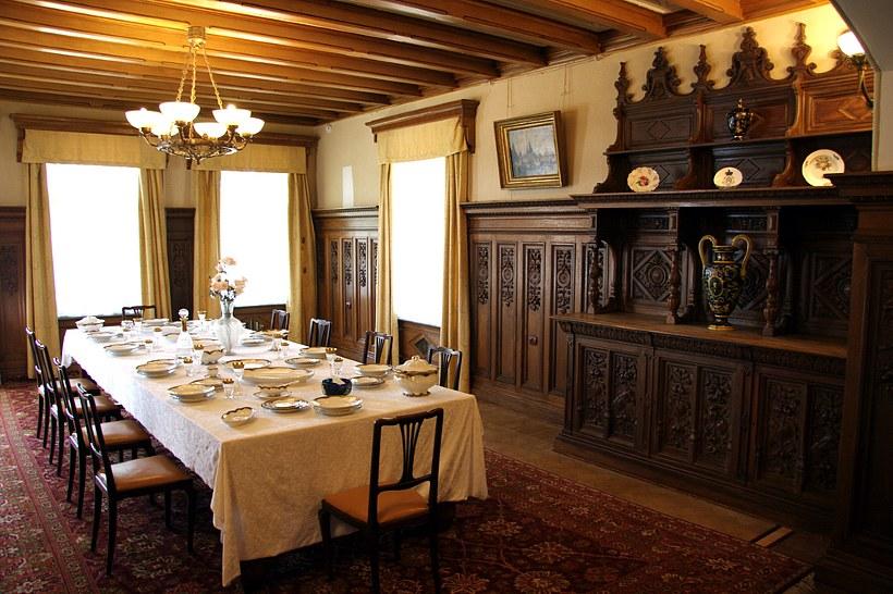 Массандровский дворец, столовая