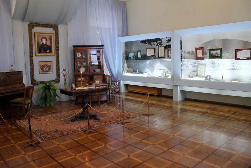 Музей Пушкина Гурзуф