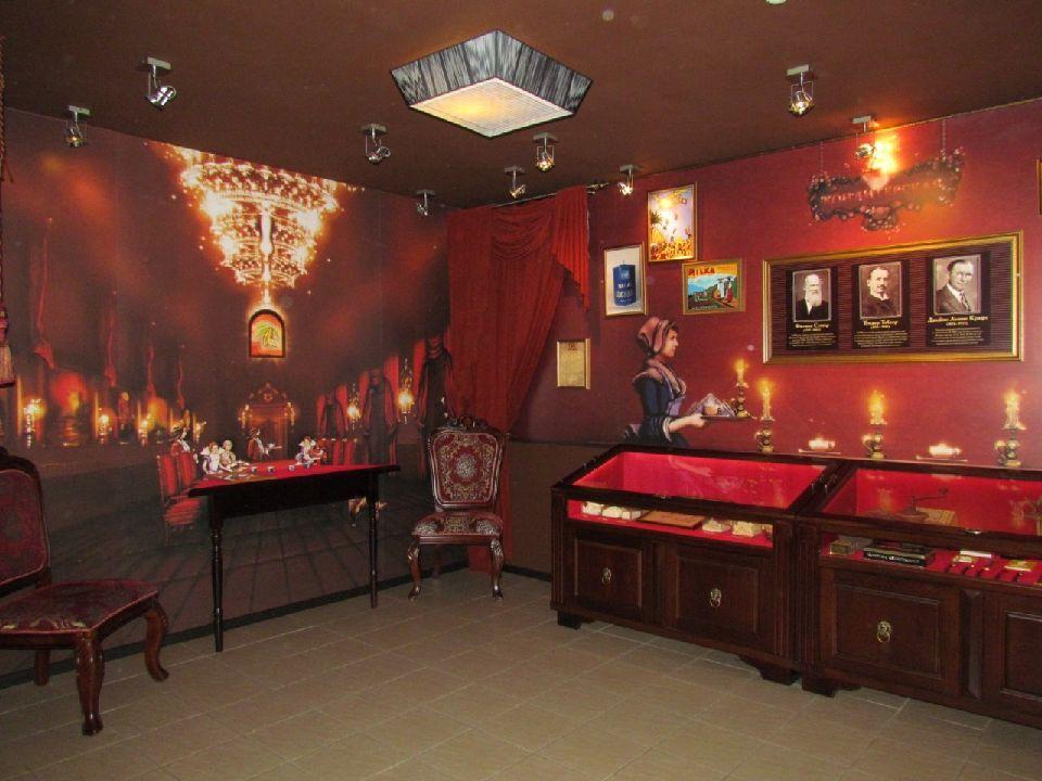 Музей шоколада Покров