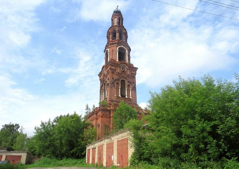 Петропавловский монастырь Юрьев-Польский